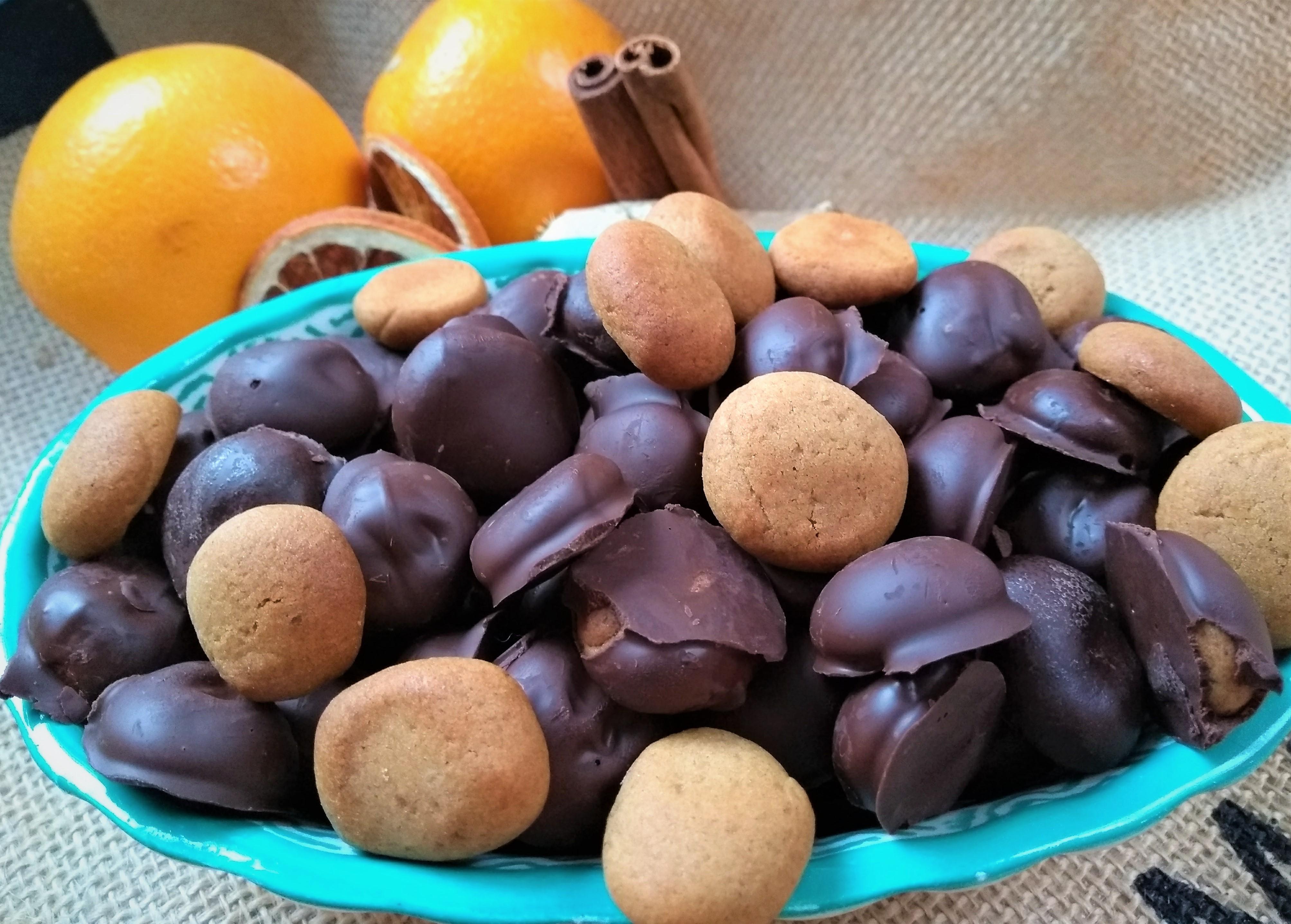 Chocoladepepernoten recept
