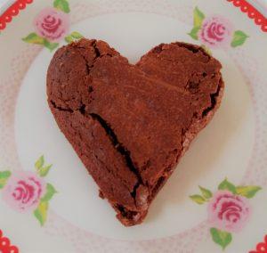 Brownie hart