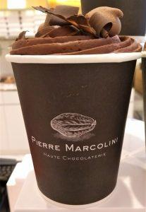Pierre Marcolini chocolade Brussel