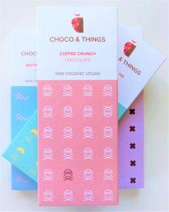 Choco & Things raw chocolate