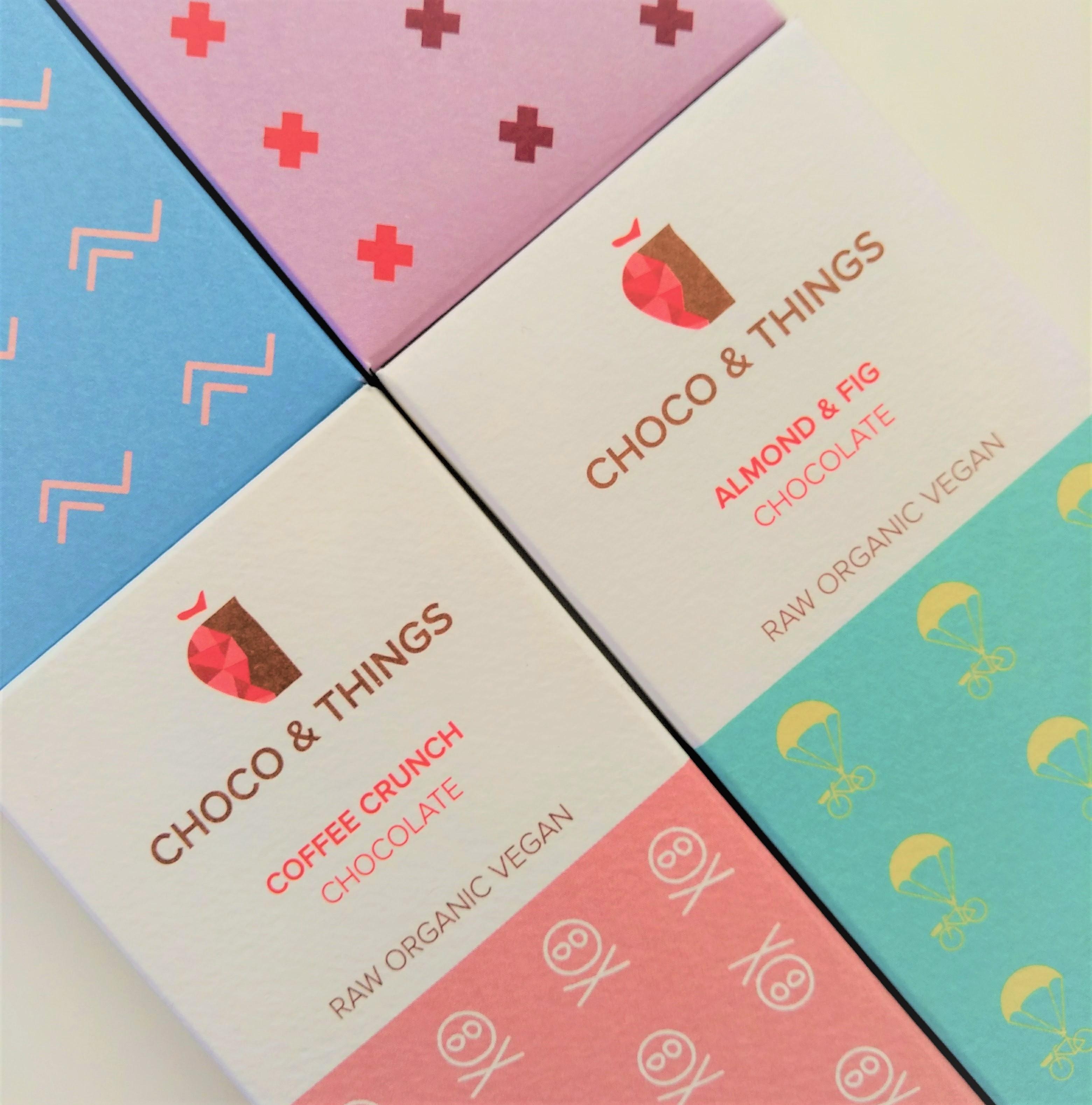Choco & Things: raw, organic, vegan & Dutch