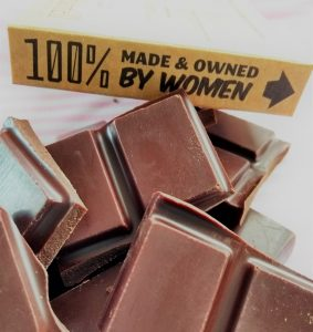 Rokbar chocolade