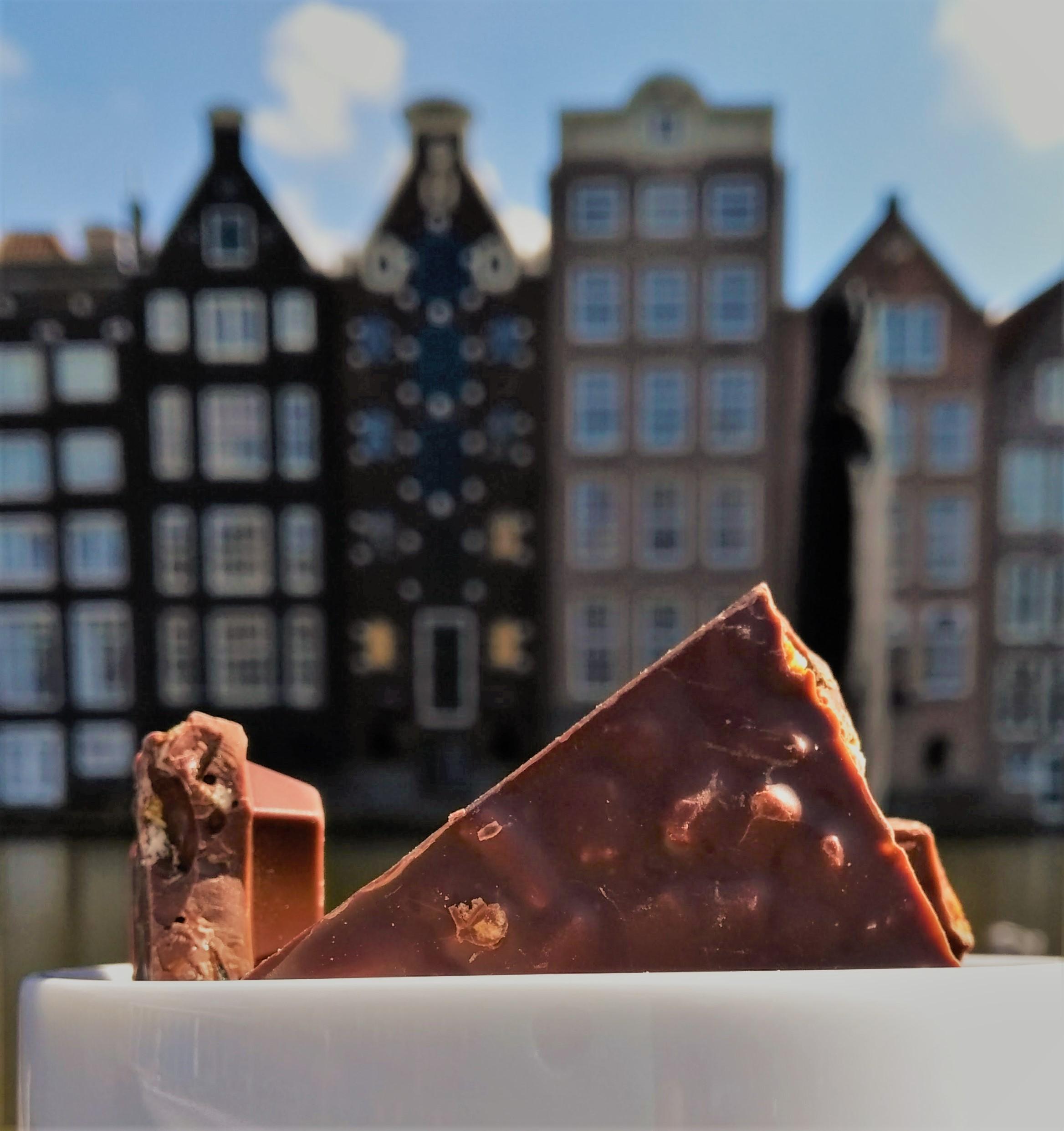De beste chocoladewinkels in Amsterdam