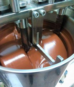 chocolade malen Mesjokke
