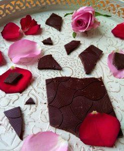 Mirzam roos chocolade