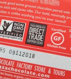 Direct trade chocolade