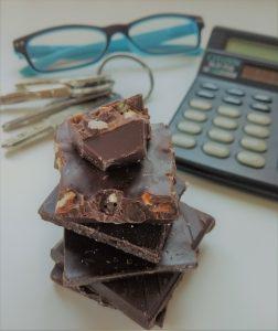 chocolade beroepen