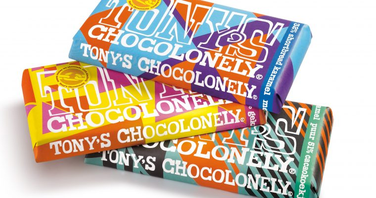 Tony's Chocolonely Limited Editions 2018