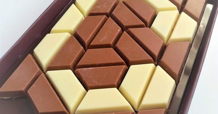 LOCOletter, A tot Z in één chocoladeletter