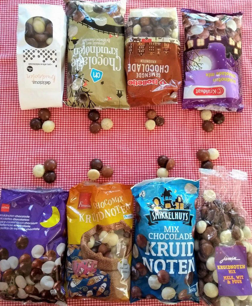 chocoladepepernoten test 2018
