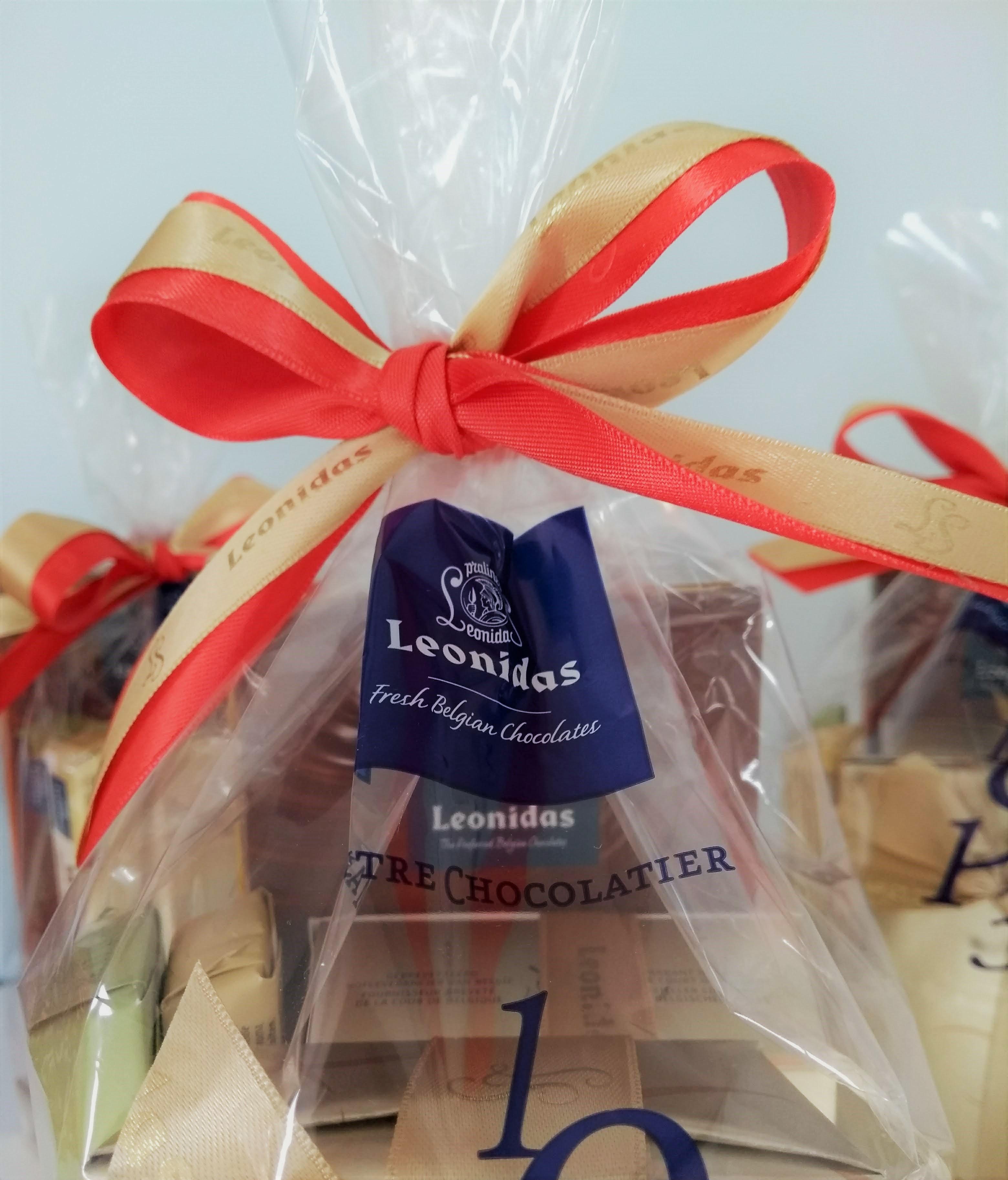 Leonidas chocoladepakket