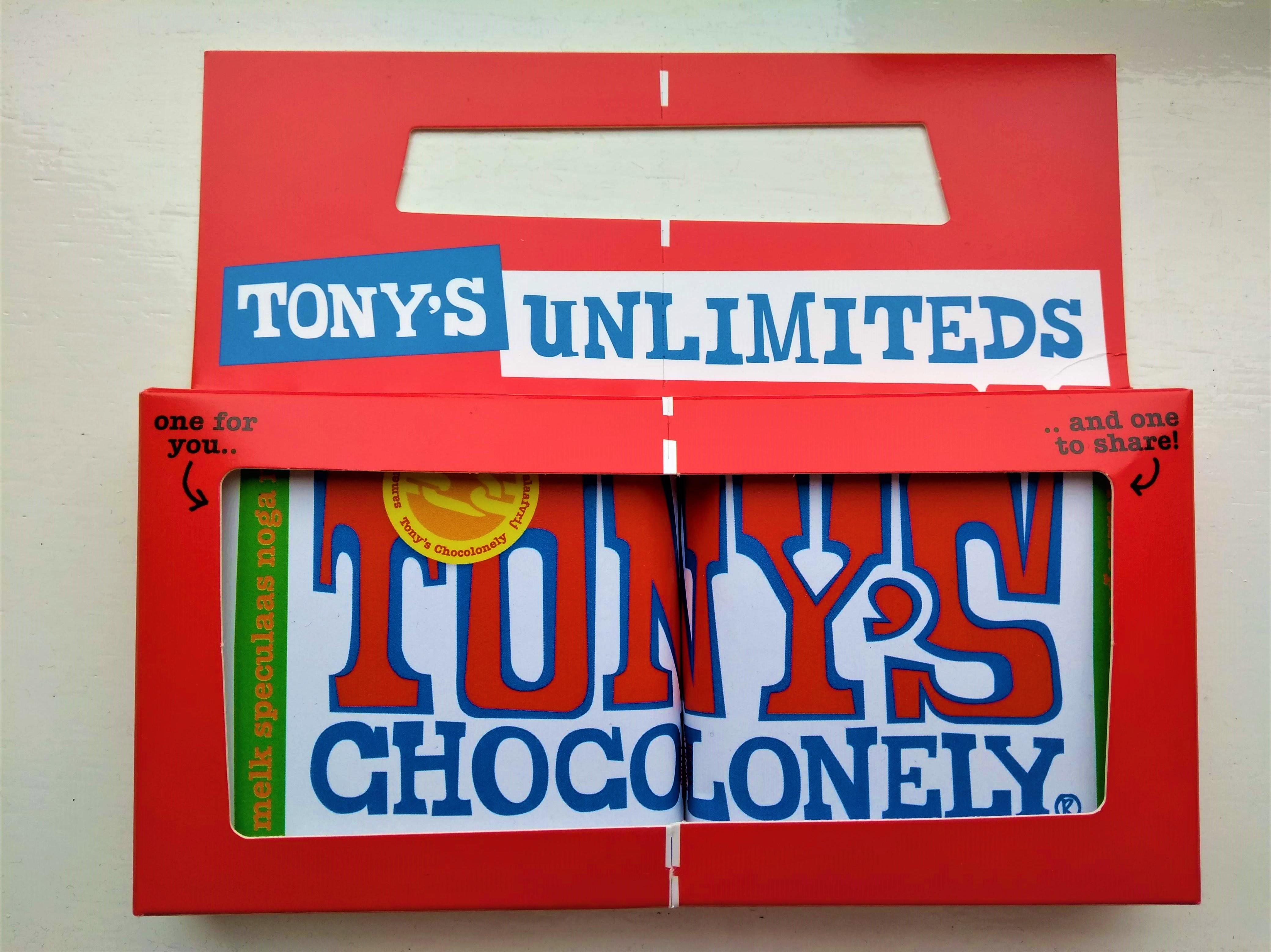 Maak je eigen Tony's
