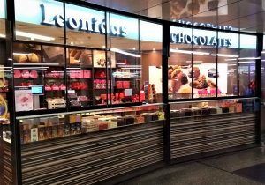 Leonidas bonbons Rotterdam