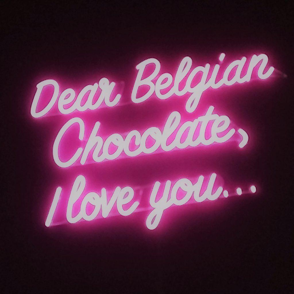 Antwerpen chocolade