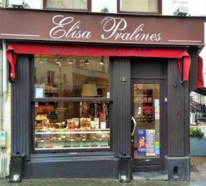Elisa chocoladewinkel Antwerpen