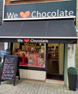 chocoladewinkel Breda We Love Chocolate