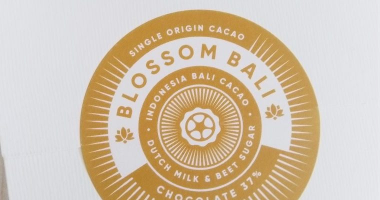Blossom Bali: witte chocolade met Indonesische cacaoboter