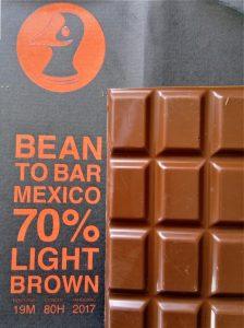 Taucherli chocolade