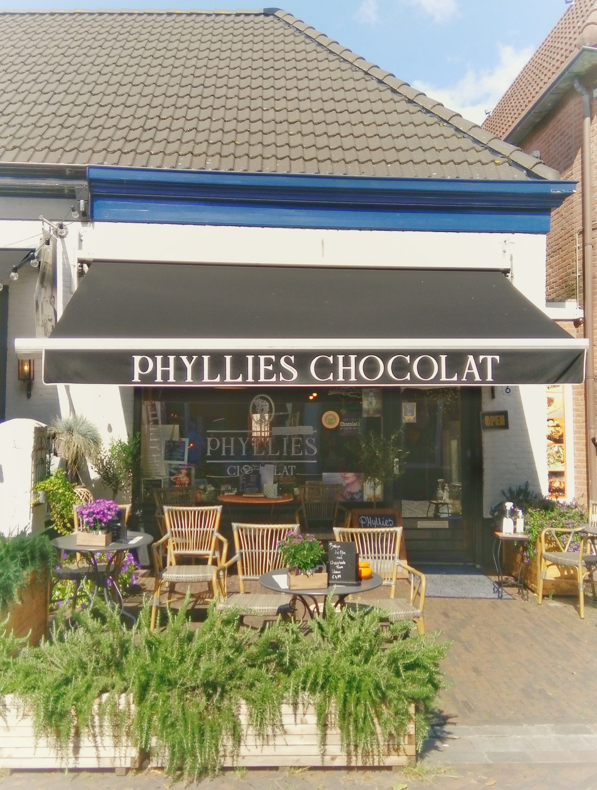 Top chocoshop: Phyllies Chocolat in Nunspeet